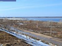 Набережная реки Волга в Новочебоксарске