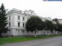 Дом 25 по улице Дзержинского