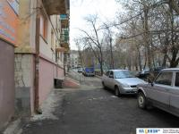 Огороженный двор Ленина 28
