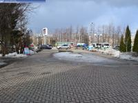 Сквер перед Бизнес-плаза
