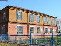 Бывшее здание школы