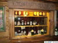 Пивная лавка в Музее пива