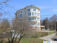 Вид на гостиницу Дубрава
