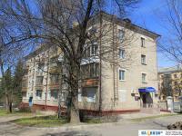 Двор дома Ленина 34