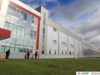 Завод по производству солнечных батарей